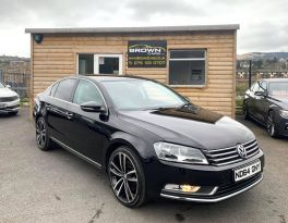2014 Volkswagen Passat 1.6 EXECUTIVE TDI BLUEMOTION TECHNOLOGY Diesel Manual **** Finance Available**** – Brown Cars Newry
