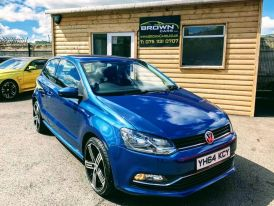 2014 Volkswagen Polo 1.4 SE TDI BLUEMOTION Diesel Manual **** Finance Available**** – Brown Cars Newry