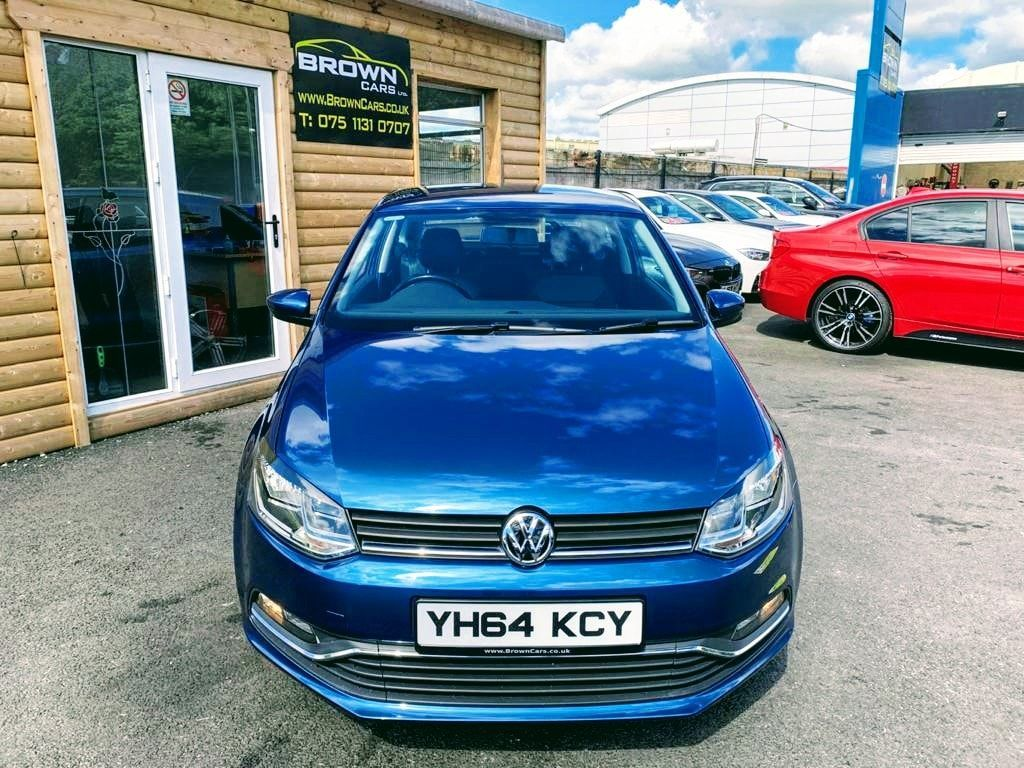 2014 Volkswagen Polo 1.4 SE TDI BLUEMOTION Diesel Manual **** Finance Available**** – Brown Cars Newry full