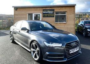 2015 Audi A6 2.0 TDI ULTRA S LINE Diesel Manual **** Finance Available**** – Brown Cars Newry