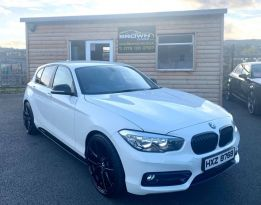 2015 BMW 1 Series 1.5 116D SPORT Diesel Manual **** Finance Available**** – Brown Cars Newry