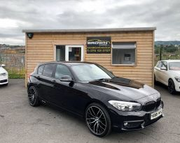 2015 BMW 1 Series 1.5 116D ED PLUS Diesel Manual **** Finance Available**** – Brown Cars Newry