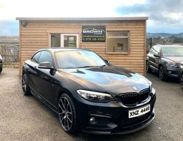 2015 BMW 2 Series 2.0 218D M SPORT Diesel Manual **** Finance Available**** – Brown Cars Newry