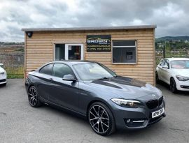 2015 BMW 2 Series 2.0 218D SPORT Diesel Manual **** Finance Available**** – Brown Cars Newry
