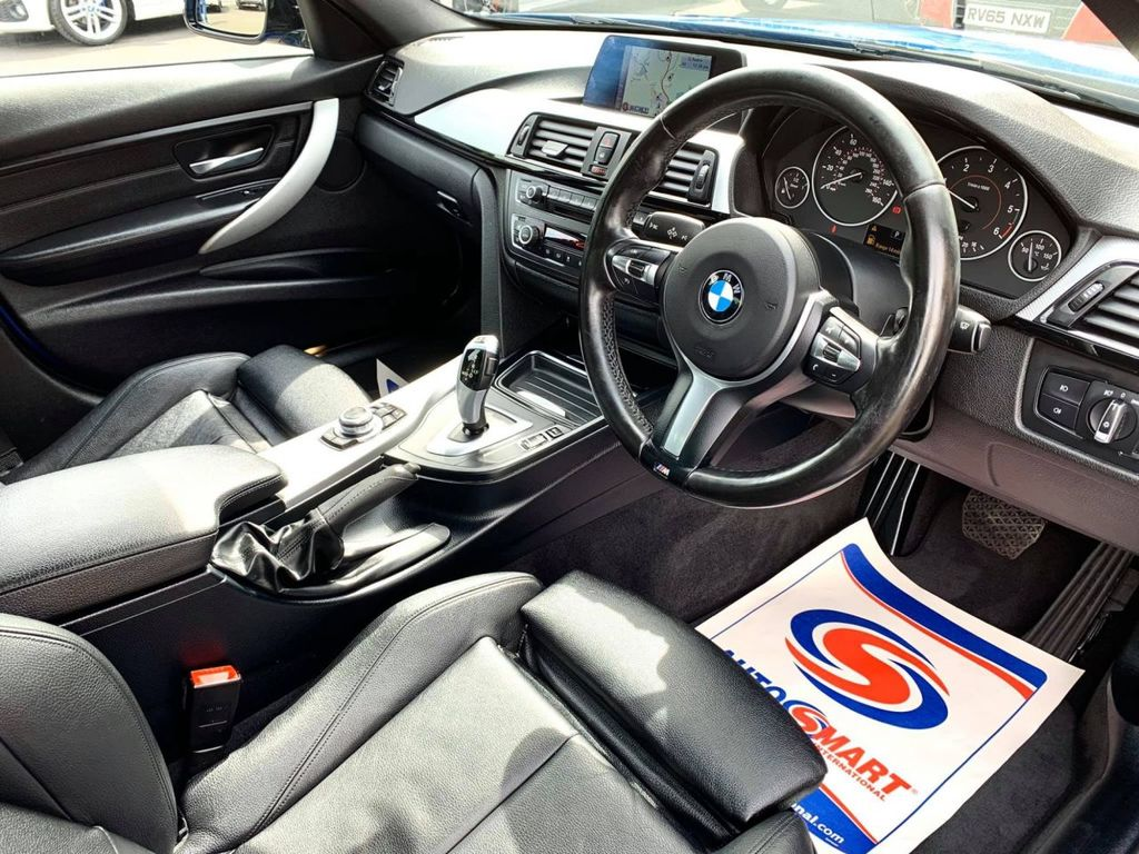 2015 BMW 3 Series 2.0 320D M SPORT Diesel Automatic **** Finance Available**** – Brown Cars Newry full