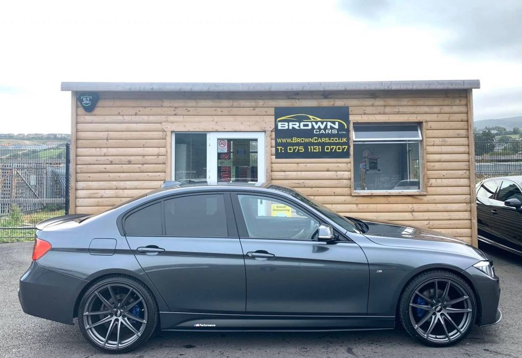2015 BMW 3 Series Y   2.0 320D M SPORT Diesel Automatic **** Finance Available**** – Brown Cars Newry full
