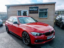 2015 BMW 3 Series 2.0 320D ED PLUS Diesel Manual ****FINANCE AVAILABLE**** – Brown Cars Newry