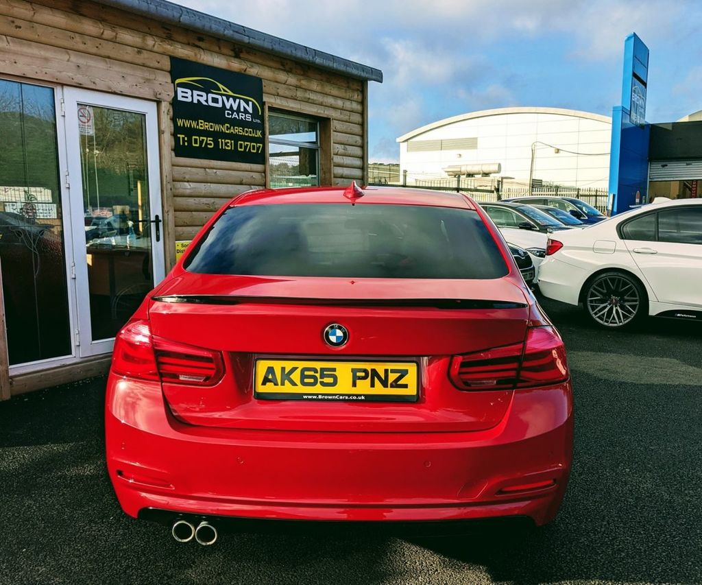 2015 BMW 3 Series 2.0 320D ED PLUS Diesel Manual ****FINANCE AVAILABLE**** – Brown Cars Newry full
