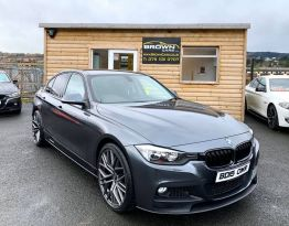 2015 BMW 3 Series 2.0 318D SPORT Diesel Manual **** Finance Available**** – Brown Cars Newry
