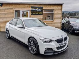 2015 BMW 3 Series 2.0 318D SPORT Diesel Manual ****PAY NOTHING FOR 2 MONTHS **** – Brown Cars Newry