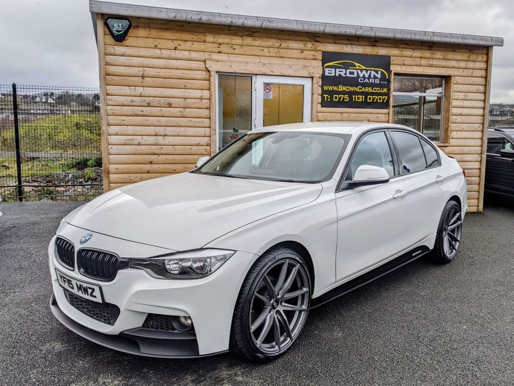 2015 BMW 3 Series 2.0 318D SPORT Diesel Manual ****PAY NOTHING FOR 2 MONTHS **** – Brown Cars Newry full