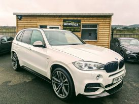2015 BMW X5 3.0 M50D Diesel Automatic **** Finance Available**** – Brown Cars Newry