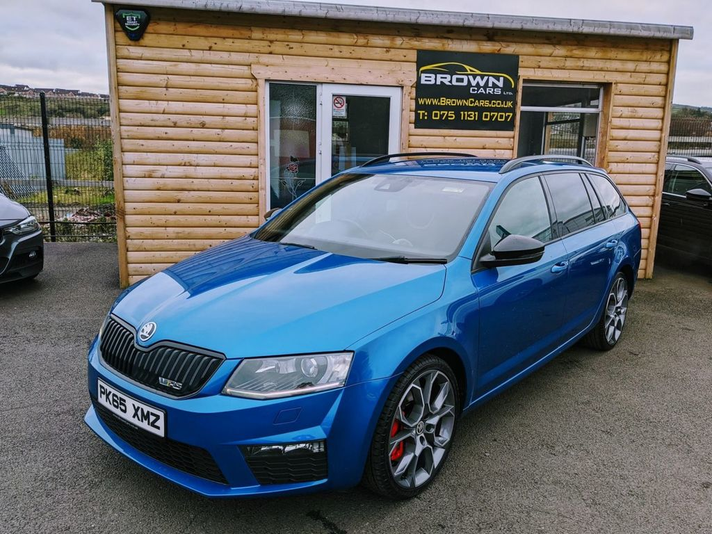 2015 SKODA Octavia 2.0 VRS TDI DSG Diesel Semi Auto **** Finance Available**** – Brown Cars Newry full