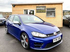 2015 Volkswagen Golf 2.0 R DSG Petrol Semi Auto **** Finance Available**** – Brown Cars Newry