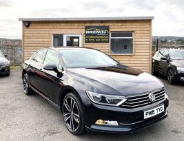 2015 Volkswagen Passat 1.6 SE BUSINESS TDI BLUEMOTION TECHNOLOGY Diesel Manual **** Finance Available**** – Brown Cars Newry