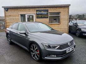 2015 Volkswagen Passat 2.0 SE BUSINESS TDI BLUEMOTION TECHNOLOGY Diesel Manual **** Finance Available**** – Brown Cars Newry