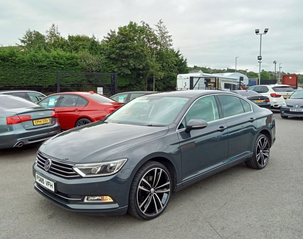 2015 Volkswagen Passat 2.0 SE BUSINESS TDI BLUEMOTION TECHNOLOGY Diesel Manual **** Finance Available**** – Brown Cars Newry full