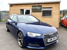 2016 Audi A4 2.0 AVANT TDI ULTRA SPORT Diesel Manual **** Finance Available**** – Brown Cars Newry