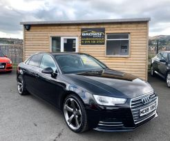 2016 Audi A4 2.0 TDI ULTRA SPORT Diesel Manual **** Finance Available**** – Brown Cars Newry