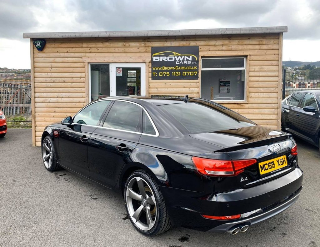 2016 Audi A4 2.0 TDI ULTRA SPORT Diesel Manual **** Finance Available**** – Brown Cars Newry full