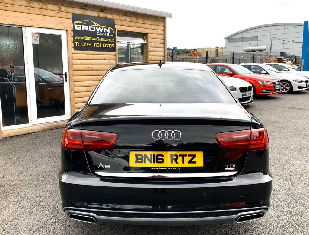 2016 Audi A6 2.0 TDI ULTRA S LINE Diesel Manual **** Finance Available**** – Brown Cars Newry full
