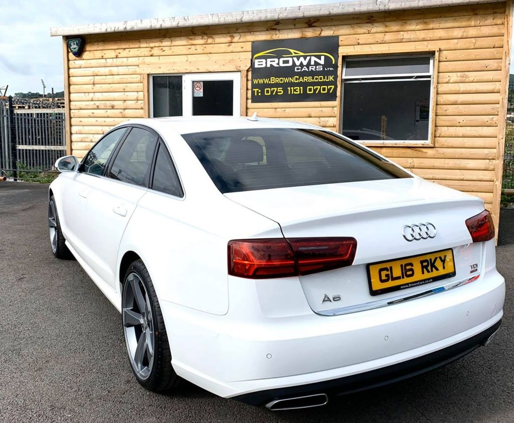2016 Audi A6 2.0 TDI ULTRA SE Diesel Manual **** Finance Available**** – Brown Cars Newry full
