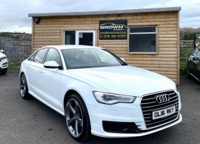 2016 Audi A6 2.0 TDI ULTRA SE Diesel Manual **** Finance Available**** – Brown Cars Newry