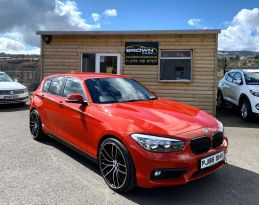 2016 BMW 1 Series 1.5 116D ED PLUS Diesel Manual ****Finance Available**** – Brown Cars Newry