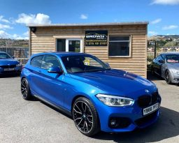 2016 BMW 1 Series 1.5 116D M SPORT Diesel Manual **** Finance Available**** – Brown Cars Newry