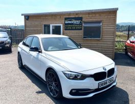 2016 BMW 3 Series 2.0 320D SPORT Diesel Automatic **** Finance Available**** – Brown Cars Newry