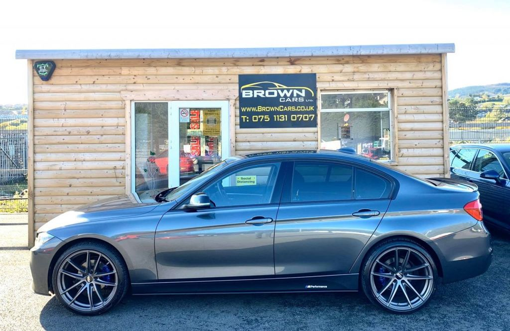 2016 BMW 3 Series 2.0 318D SPORT Diesel Manual **** Finance Available**** – Brown Cars Newry full