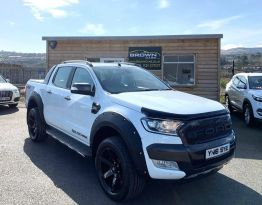 2016 Ford Ranger 3.2 WILDTRAK 4X4 DCB TDCI Diesel Manual ****Finance Available **** – Brown Cars Newry