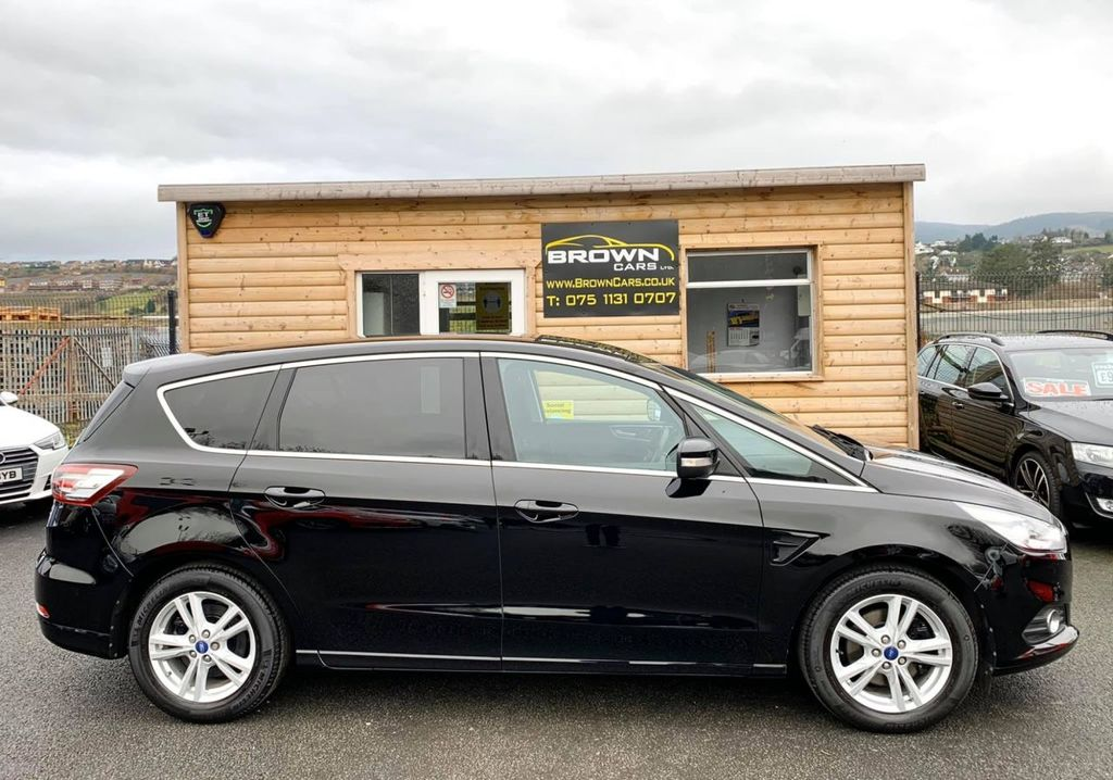 2016 Ford S-Max 2.0 TITANIUM TDCI Diesel Manual **** Finance Available**** – Brown Cars Newry full