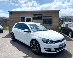 2016 Volkswagen Golf 1.6 MATCH EDITION TDI BMT Diesel Manual **** Finance Available**** – Brown Cars Newry