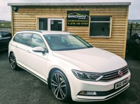 2016 Volkswagen Passat 1.6 S TDI BLUEMOTION TECHNOLOGY Diesel Manual **** Finance Available**** – Brown Cars Newry