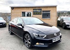 2016 Volkswagen Passat 1.6 SE BUSINESS TDI BLUEMOTION TECHNOLOGY Diesel Manual **** Finance Available**** – Brown Cars Newry