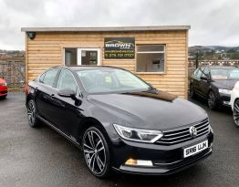 2016 Volkswagen Passat 1.6 SE TDI BLUEMOTION TECHNOLOGY Diesel Manual **** Finance Available**** – Brown Cars Newry