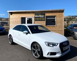 2017 Audi A3 1.6 TDI SPORT Diesel Semi Auto **** Finance Available**** – Brown Cars Newry