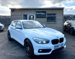 2017 BMW 1 Series 1.5 116D SPORT Diesel Manual **** Finance Available**** – Brown Cars Newry