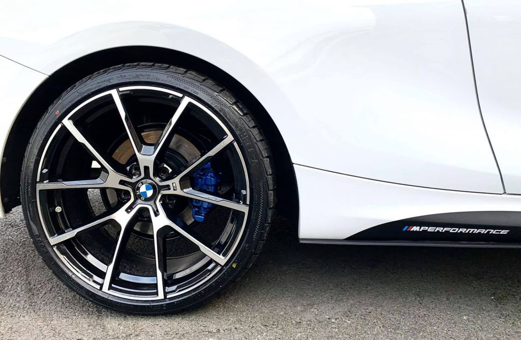 2017 BMW 2 Series 2.0 218D M SPORT Diesel Manual **** Finance Available**** – Brown Cars Newry full