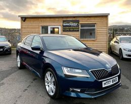 2017 SKODA 2 SUPERB .0 SE L EXECUTIVE TDI Diesel Manual **** Finance Available**** – Brown Cars Newry