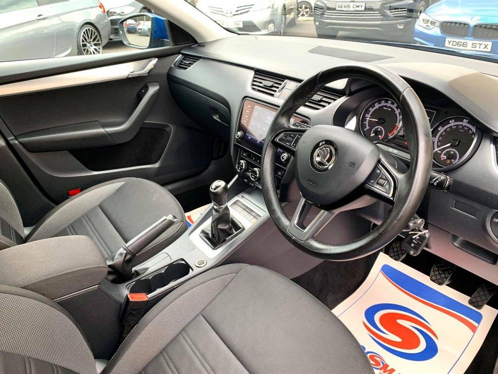 2017 SKODA Octavia 1.6 SE TDI Diesel Manual **** Finance Available**** – Brown Cars Newry full