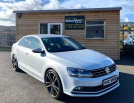 2018 Volkswagen Jetta 2.0 GT TDI BLUEMOTION TECHNOLOGY Diesel Manual **** Finance Available**** – Brown Cars Newry