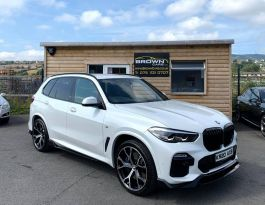 2020 BMW X5 3.0 XDRIVE30D M SPORT Diesel Automatic **** Finance Available**** – Brown Cars Newry