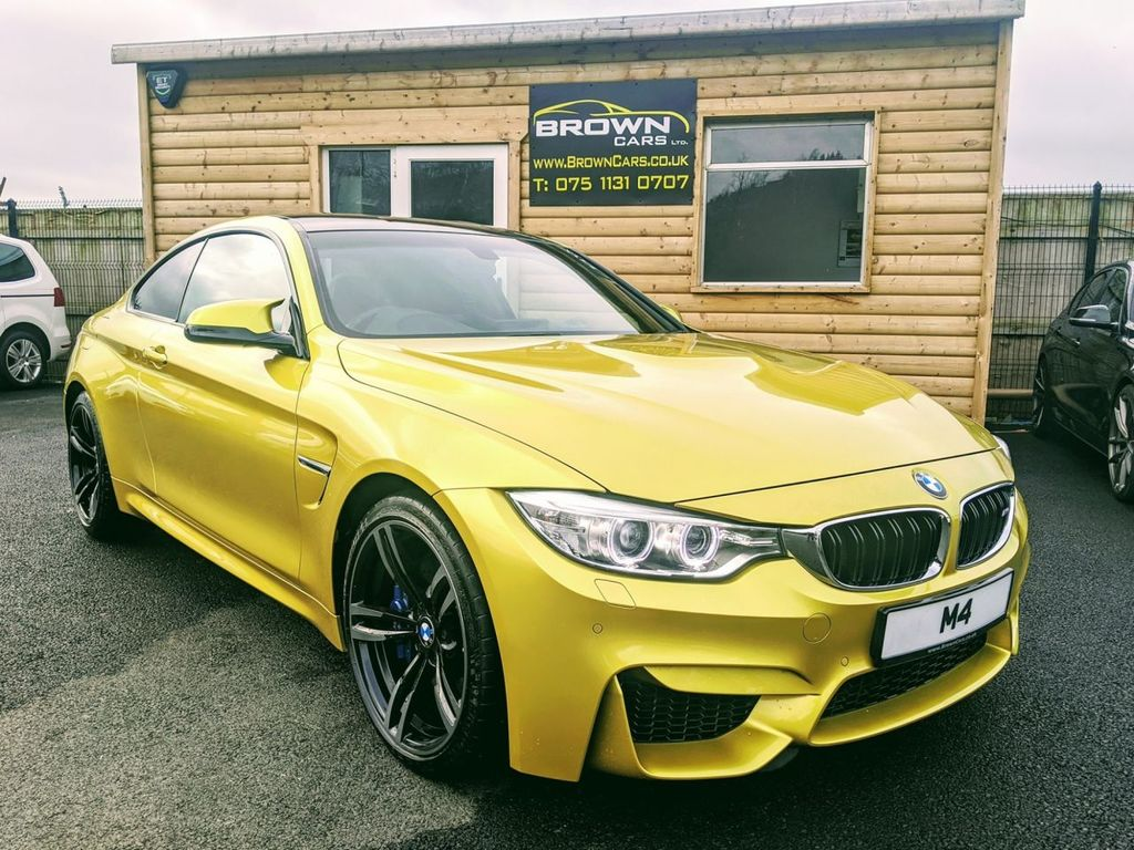 2015 BMW M4 3.0 Petrol Semi Auto **** Finance Available**** – Brown Cars Newry