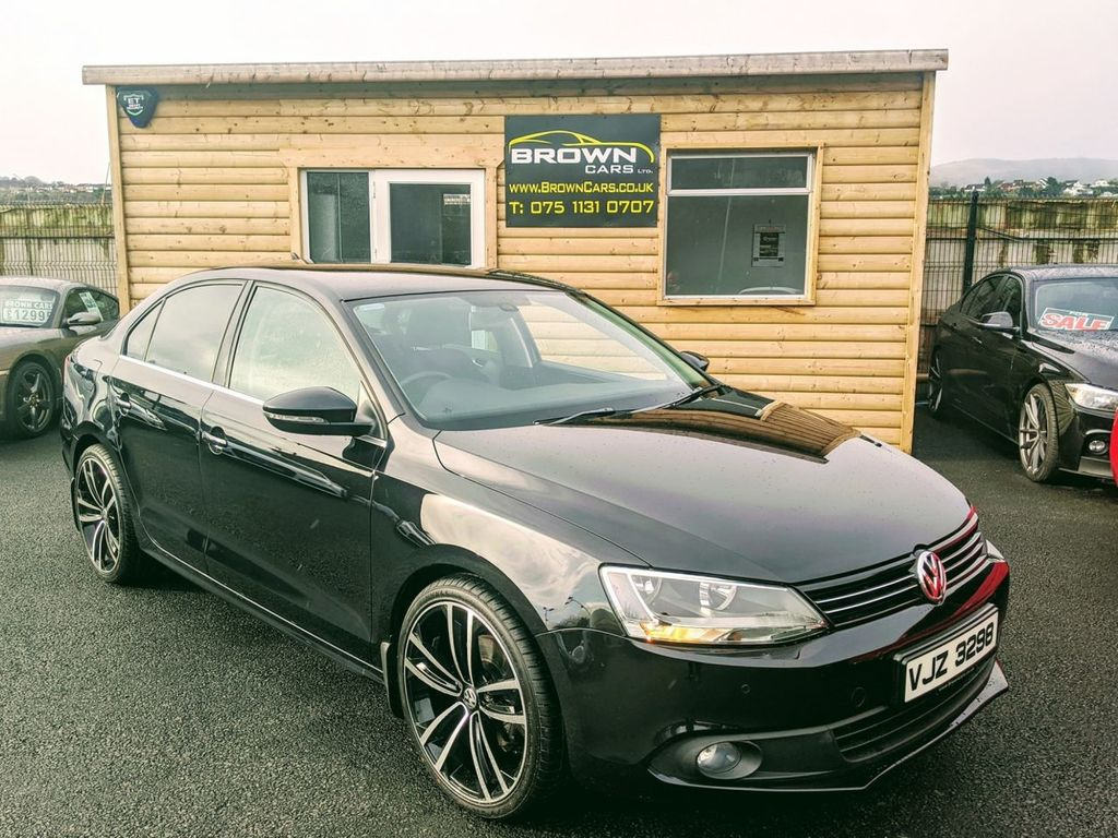 2013 Volkswagen Jetta 1.6 LTD EDITION TDI BLUEMOTION TECHNOLOGY Diesel Manual **** Finance Available**** – Brown Cars Newry