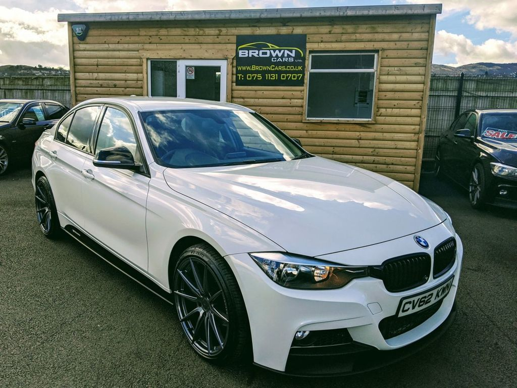 2012 BMW 3 Series 2.0 320D SPORT Diesel Automatic **** Finance Available**** – Brown Cars Newry