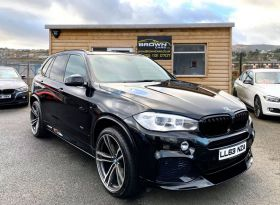 BMW  X5  Diesel Automatic **** Finance Available**** – Brown Cars Newry