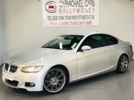 2008 BMW 3 Series 3.0 325i M Sport Petrol Automatic ONLY 44K, FSH – Carmichael Cars Ballymoney