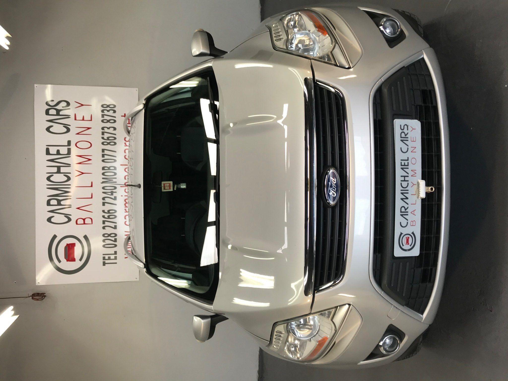 2010 FORD Kuga 2.0 TDCi Zetec 4×4 Diesel Manual SILVER, 127K, – Carmichael Cars Ballymoney full